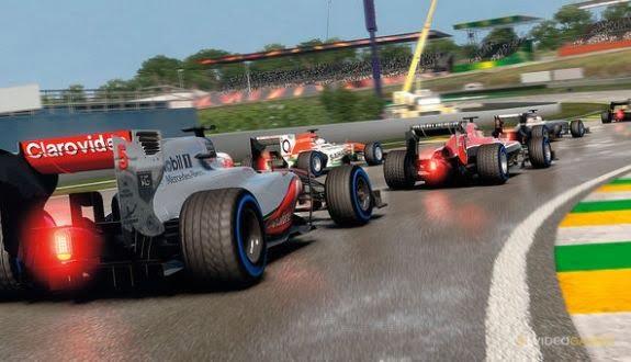 F1 2014 Yeni Nesil Konsollara Gelmeyecek