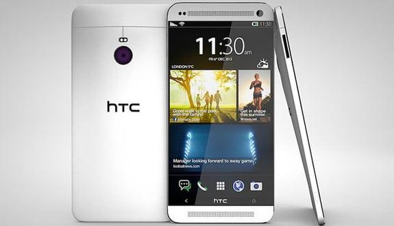 HTC One M8'e GPS Güncellemesi