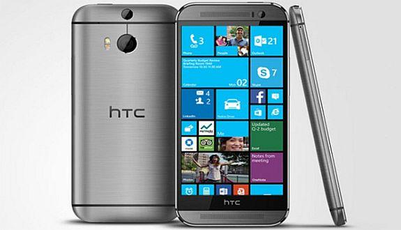 HTC One W8'den İlk Görüntüler Yayınlandı