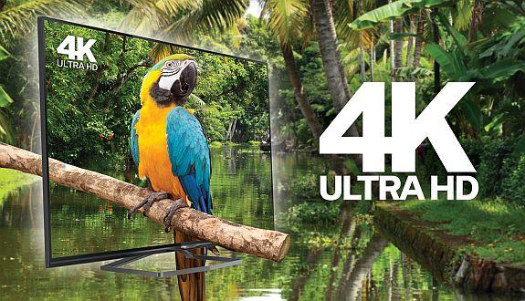 Ultra HD 4K TV'ler Artık Her Eve Girecek