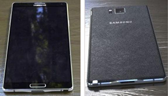Samsung Galaxy Note 4 Yeni Görüntüleri Ortaya Çıktı