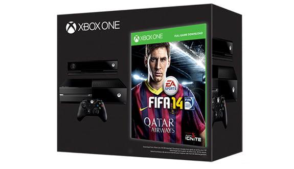 FIFA 14 Xbox One'a Gelmiyor!