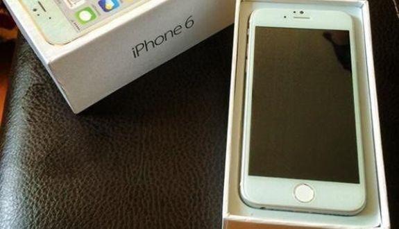 İşte Gerçek iPhone 6 'nın Fotoğrafı