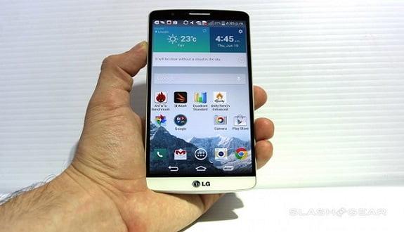 LG'nin G3'ten Beklentisi Büyük!