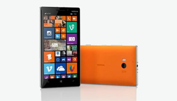 Lumia 830 ve Lumia 930 Yanyana