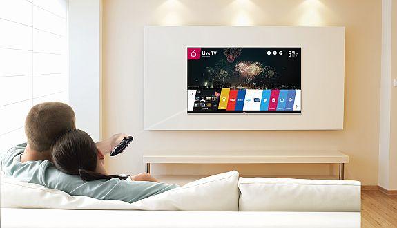 LG Smart TV'ler WebOS İle Daha Eğlenceli