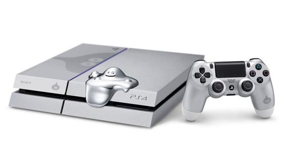 Gümüş Playstation 4 Ortaya Çıktı