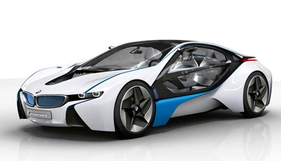 Elektrikli BMW i3 ve BMW i8 Türkiye'de