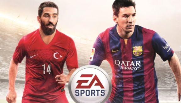 FIFA 15 Dünya İle Aynı Anda Playstore'da
