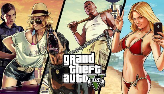 GTA V Hakkında Yeni Detaylar Ortaya Çıktı