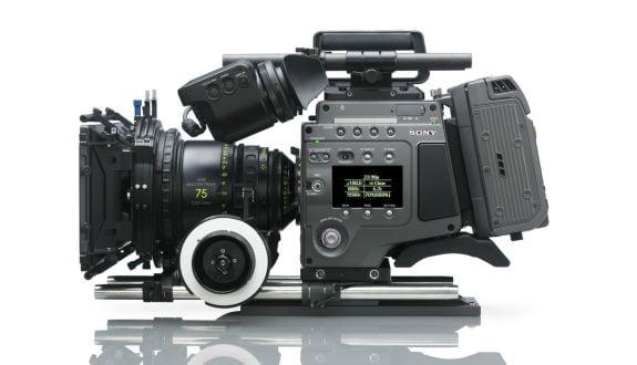 Luc Besson Son Filmi Lucy'yi  Sony F65 ile Çekti