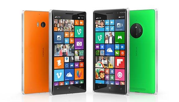 Nokia Lumia 830, 730 ve 735 Tanıtıldı