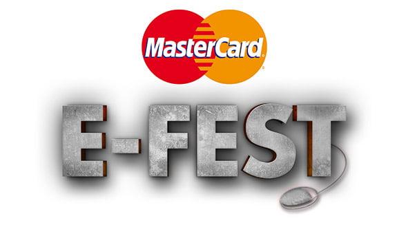 MasterCard E-Fest 2014 Başlıyor