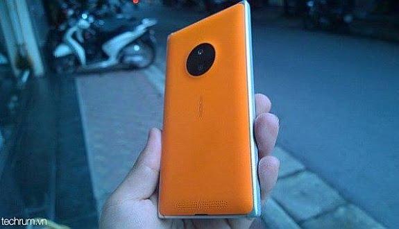 Nokia Lumia 830'dan Yepyeni Görüntüler