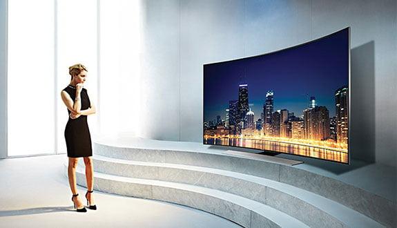 Samsung UHD TV ve Smart TV İçerik Çözümlerini Tanıtıyor