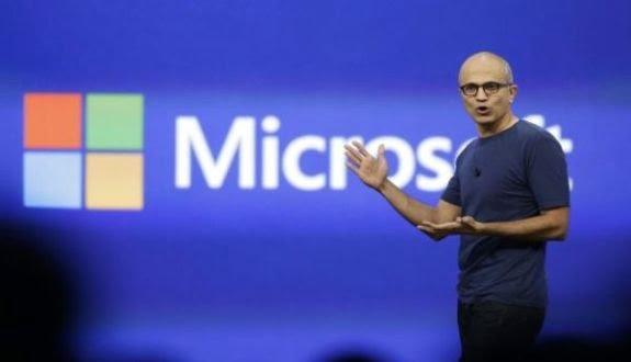 Microsoft'tan yeni CEO'su Satya Nadella'ya dev prim