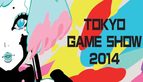 Tokyo Game Show 2014'te İnsan Seli!