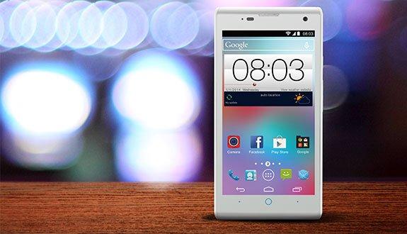 ZTE Kis ve Blade Serisi Yeni Akıllı Telefonlarını IFA 2014'te Tanıttı