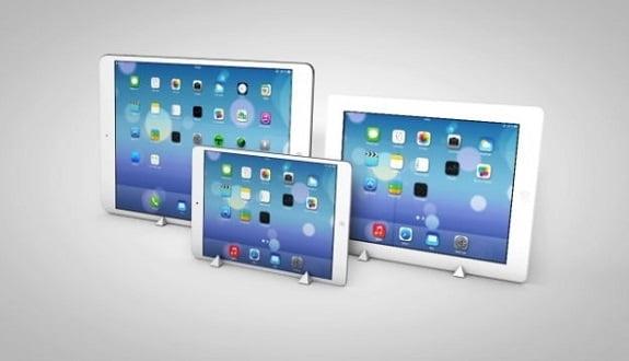 iPad Pro İçin Hazırlıklara Devam Ediliyor