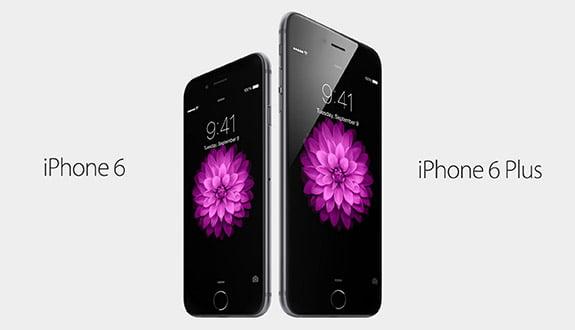 iPhone 6 ve iPhone 6 Plus Vodafone'da