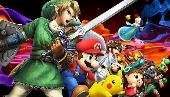 Super Smash Bros 3DS'nin Tam Kadrosu Ortaya Çıktı!