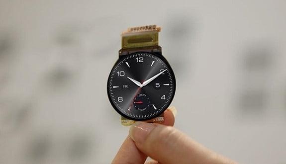 LG G Watch R Resmen Ortaya Çıktı!