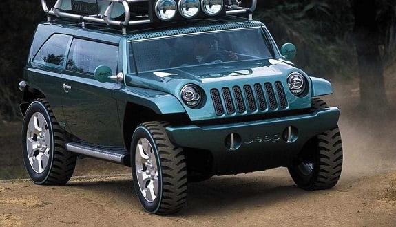 Jeep'ten Model Atağı!