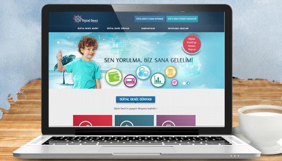 Bankacılık Hizmetleri Dijital Deniz ile Ayağınıza Geliyor