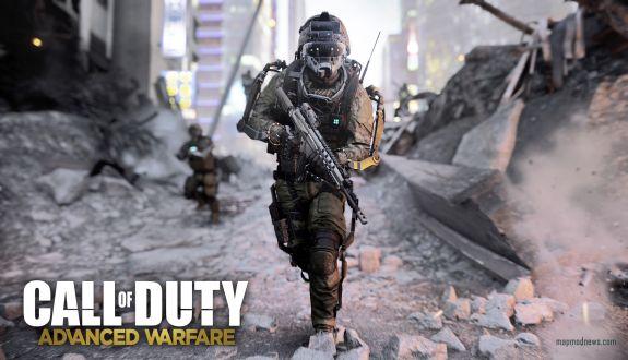 Call of Duty: Advanced Warfare Sızdı