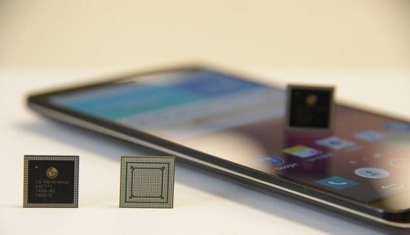 LG Telefonlarda Artık Kendi İşlemcisini Kullanacak