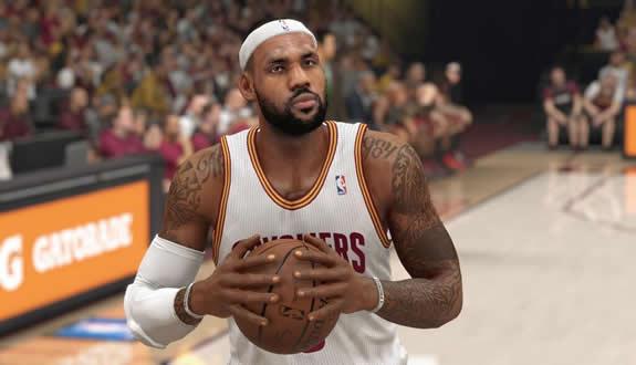 NBA 2K15 İnceleme Puanları Gelmeye Başladı!