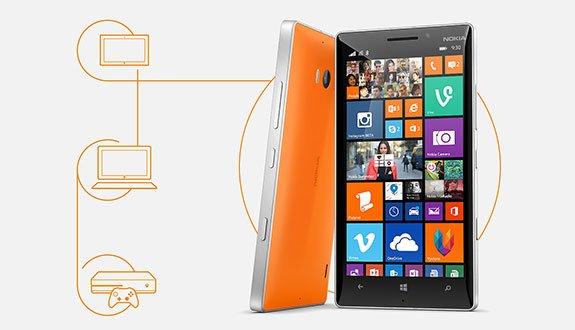 En güçlü Windows Phone Lumia 930