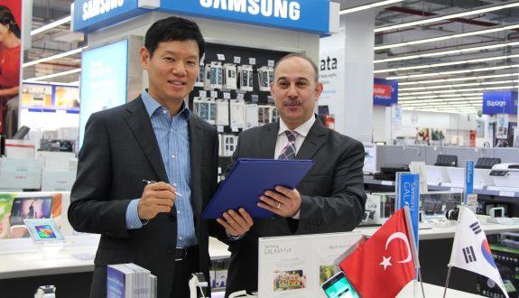 Samsung ve Bimeks'i Yapay Zekâ Yönetecek