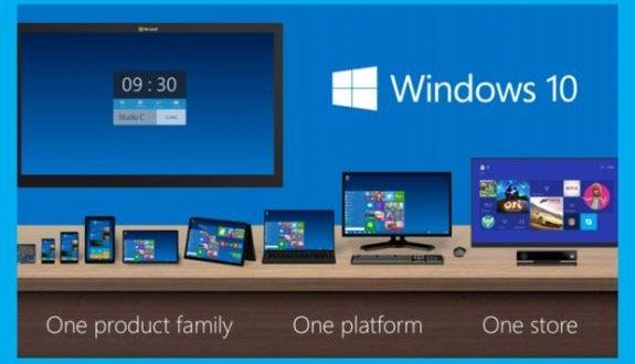 Windows 10 Önümüzdeki Yıl Telefonlara Taşınacak
