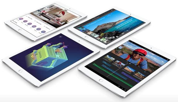 iPad Air 2 Tanıtıldı