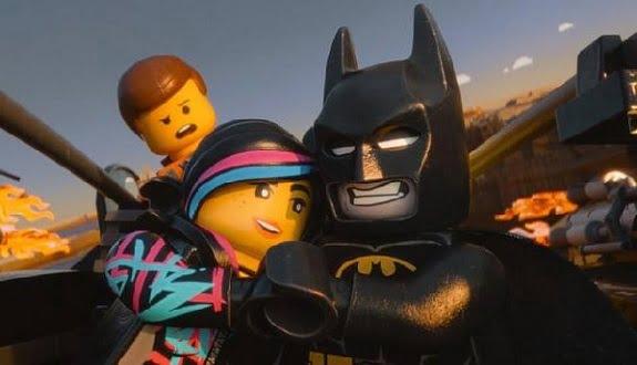 Batman'e Lego Filmi Geliyor