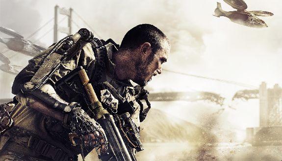 Call of Duty: Advanced Warfare Tanıtım Videosu Gerçek Gibi!