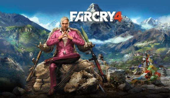 Far Cry 4'ün Yapım Aşaması Tamamlandı
