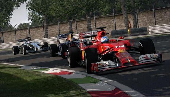 F1 2014'ün Yeni Videosu Ortaya Çıktı