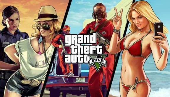 GTA V Playstation 4'de Daha Farklı!