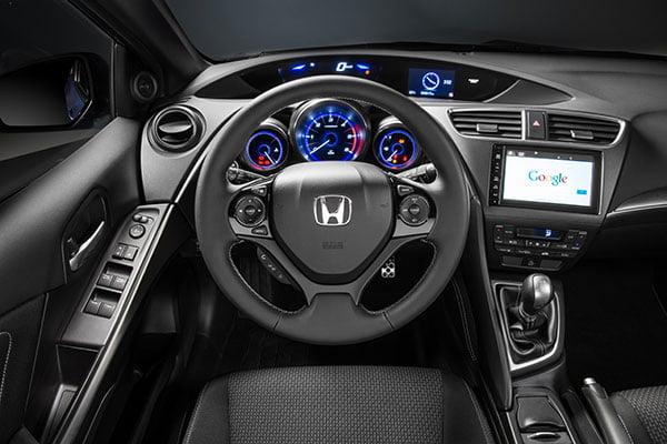 Honda'nın Hayalet Kasabasından Görseller!