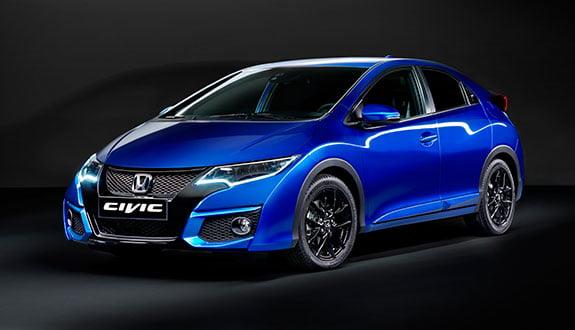 Honda 2015 Model Civic, Civic Tourer ve CR-V Modelleri Çağ Atladı
