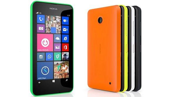Lumia 630 Windows 8.1 İle Daha Verimli