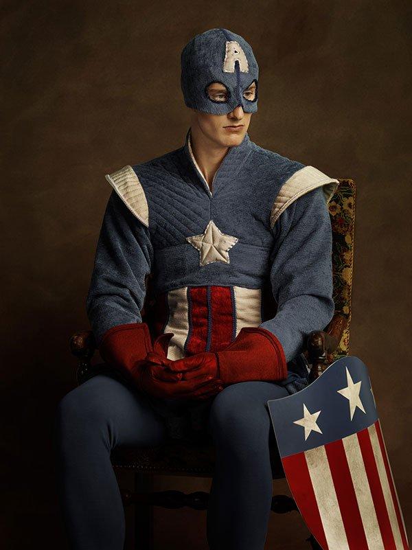 Captain America'da,Iron Man Tarafı Yüzünü Gösterdi!