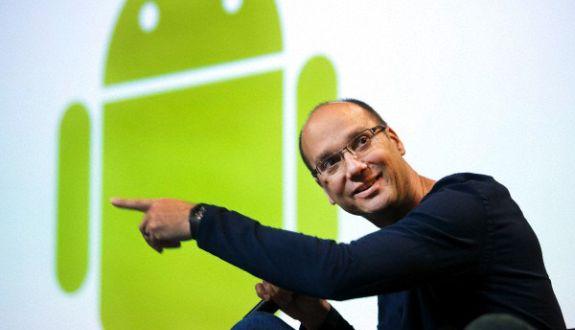 Android'in Babası Google'dan İstifa Etti