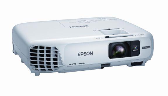 EPSON'un QR Kod Bağlanabilirlik Özellikli  İlk Taşınabilir Projektörü: EB-W28