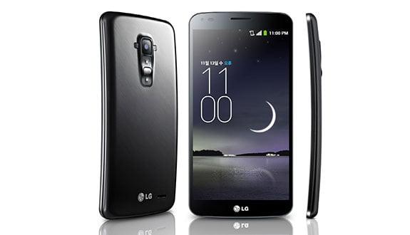 LG G Flex 2 Yayılmaya Devam Ediyor