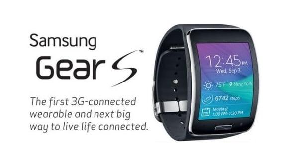 Samsung Gear S İlk Gününde 10 Bin Satmayı Başardı
