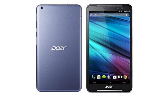 Hem Telefon Hem de Tablet Acer Iconia Talk S
