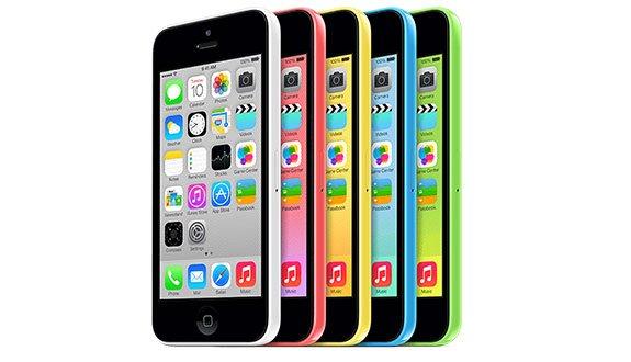 iPhone 5c'nin Veda Vakti Geldi